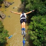 Bungee extremo del horror